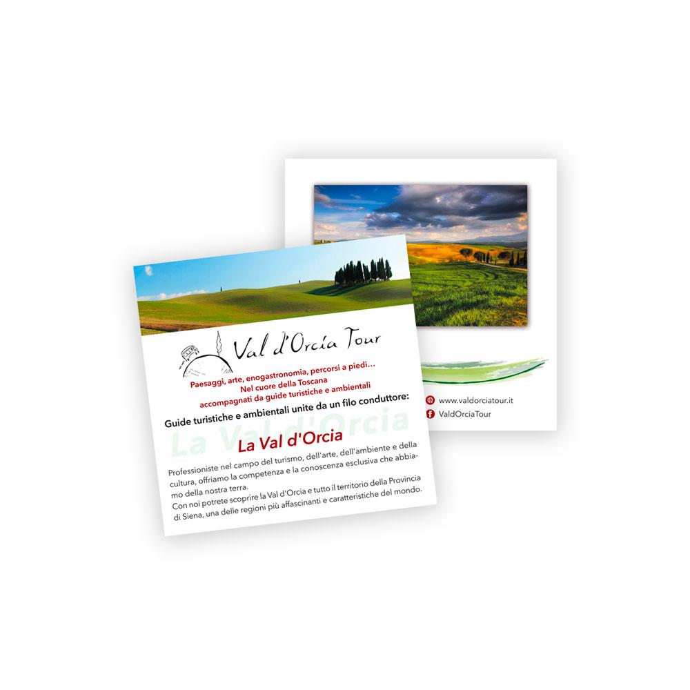 Val d'Orcia Tour | Brochure