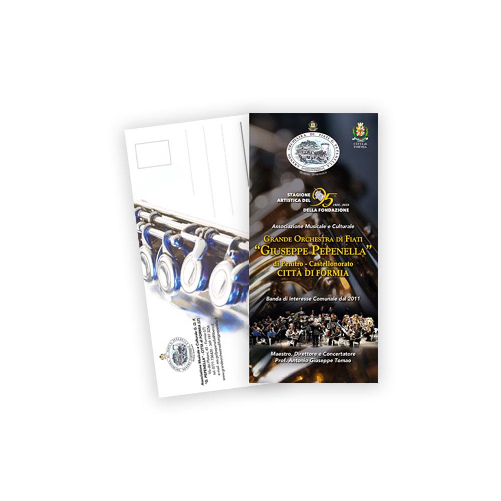Orchestra G. Pepenella | Brochure