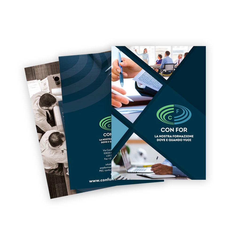 Con For | Brochure