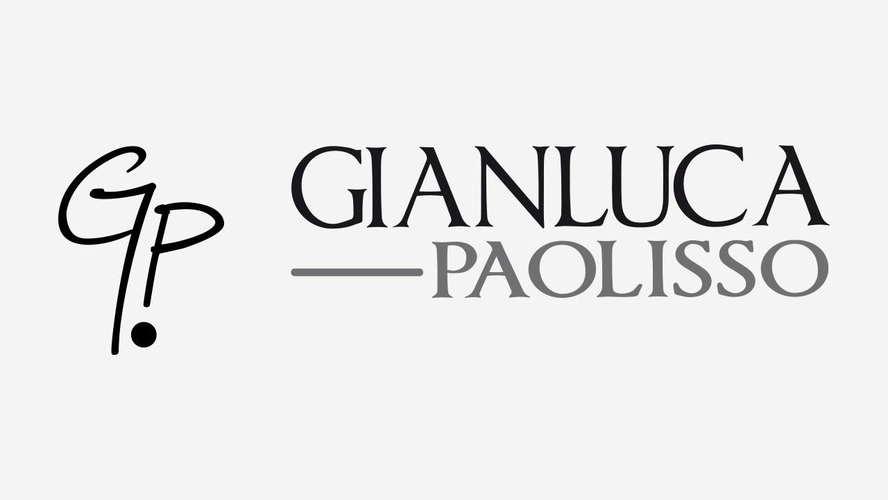 gianluca paolisso logotipo eligrafica