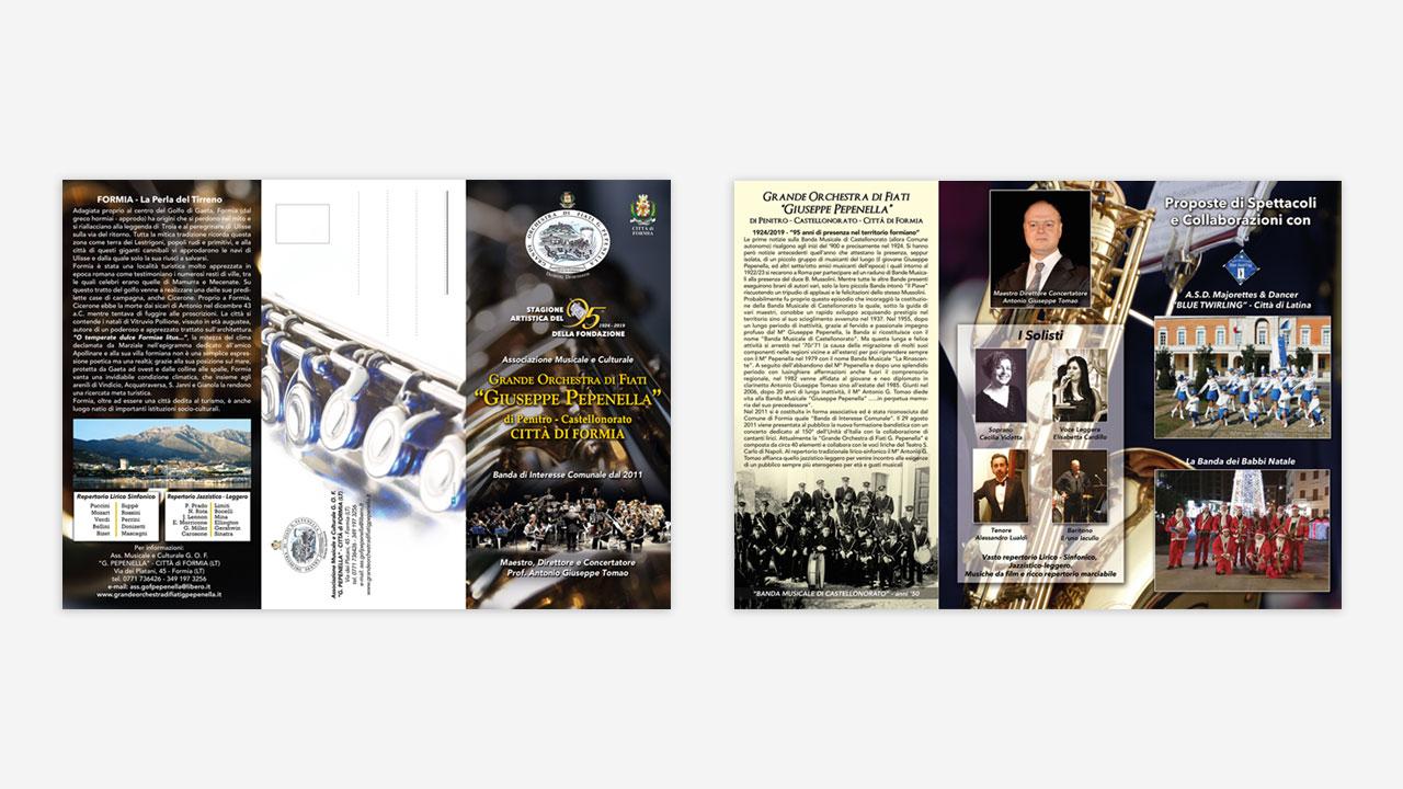 orchestra pepenella brochure eligrafica