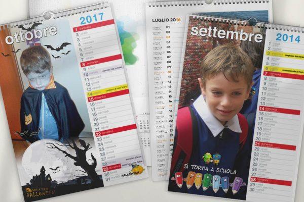 calendario personalizzato eligrafica formia
