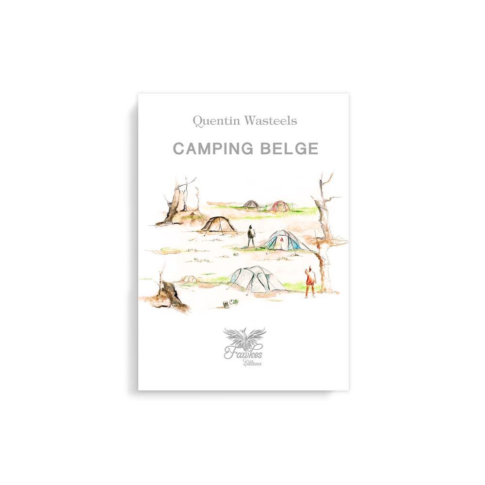 Camping Belge | Copertina