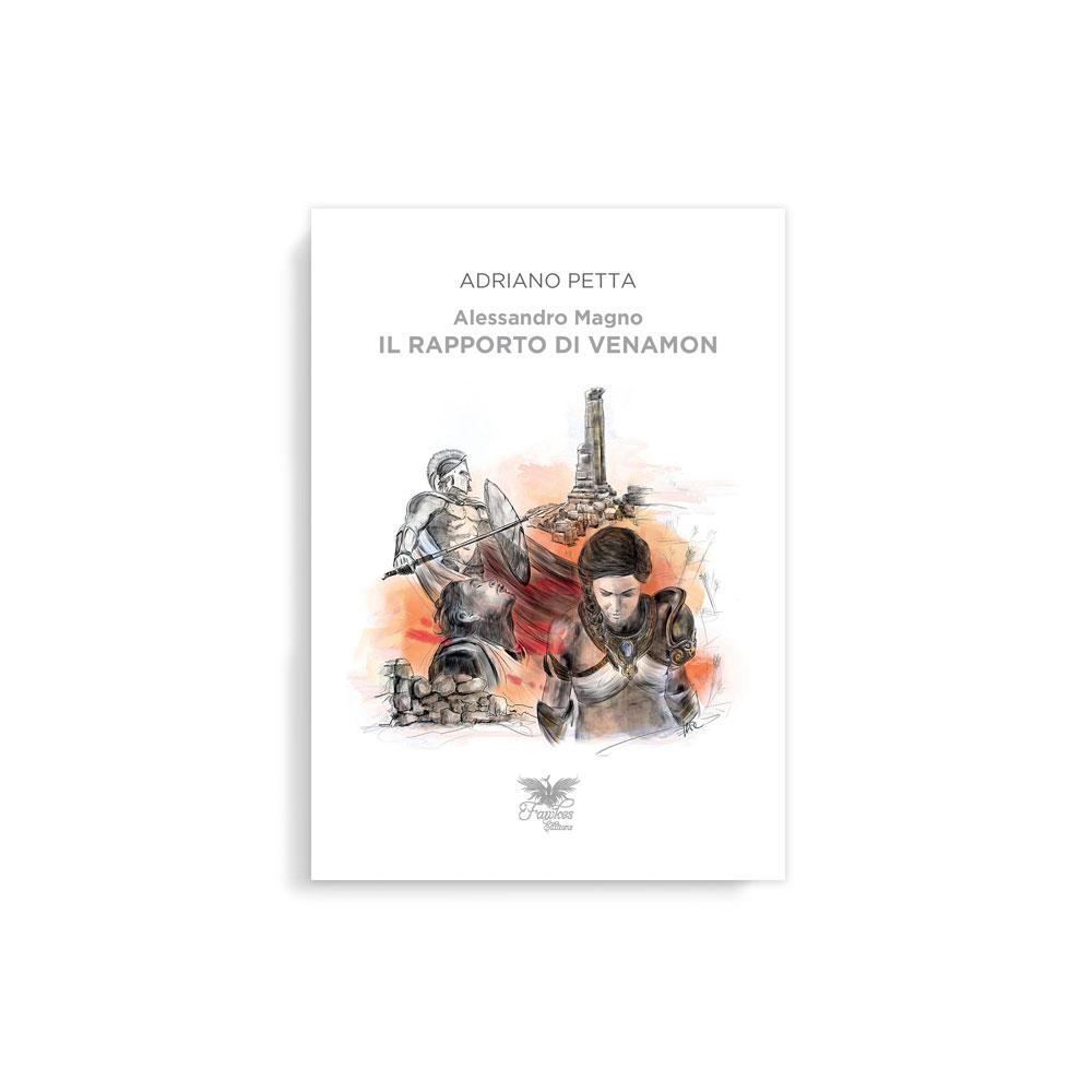 Il Rapporto di Venamon | Copertina