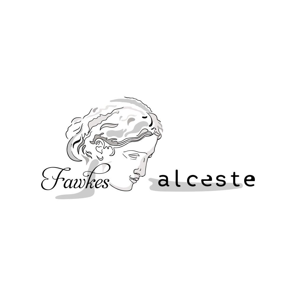Alceste Collana | Logo