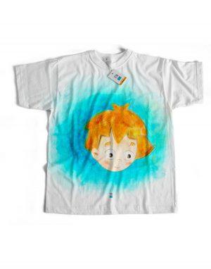 t-shirt arthus eligrafica