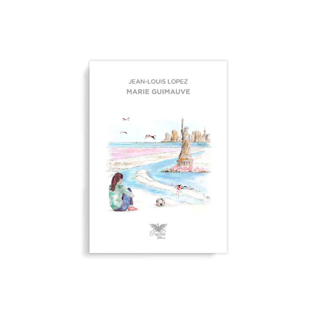 Marie Guimauve | Cover