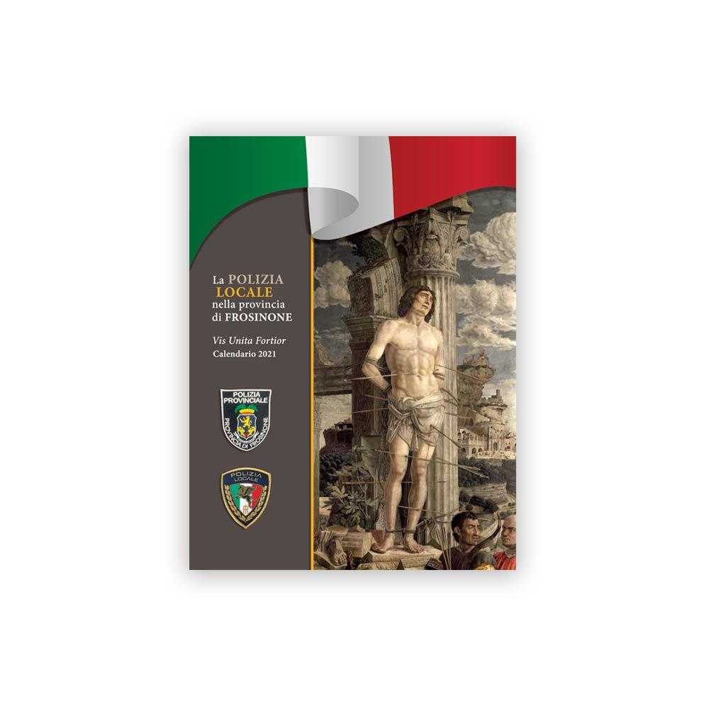 Polizia Prov. Frosinone | Calendario