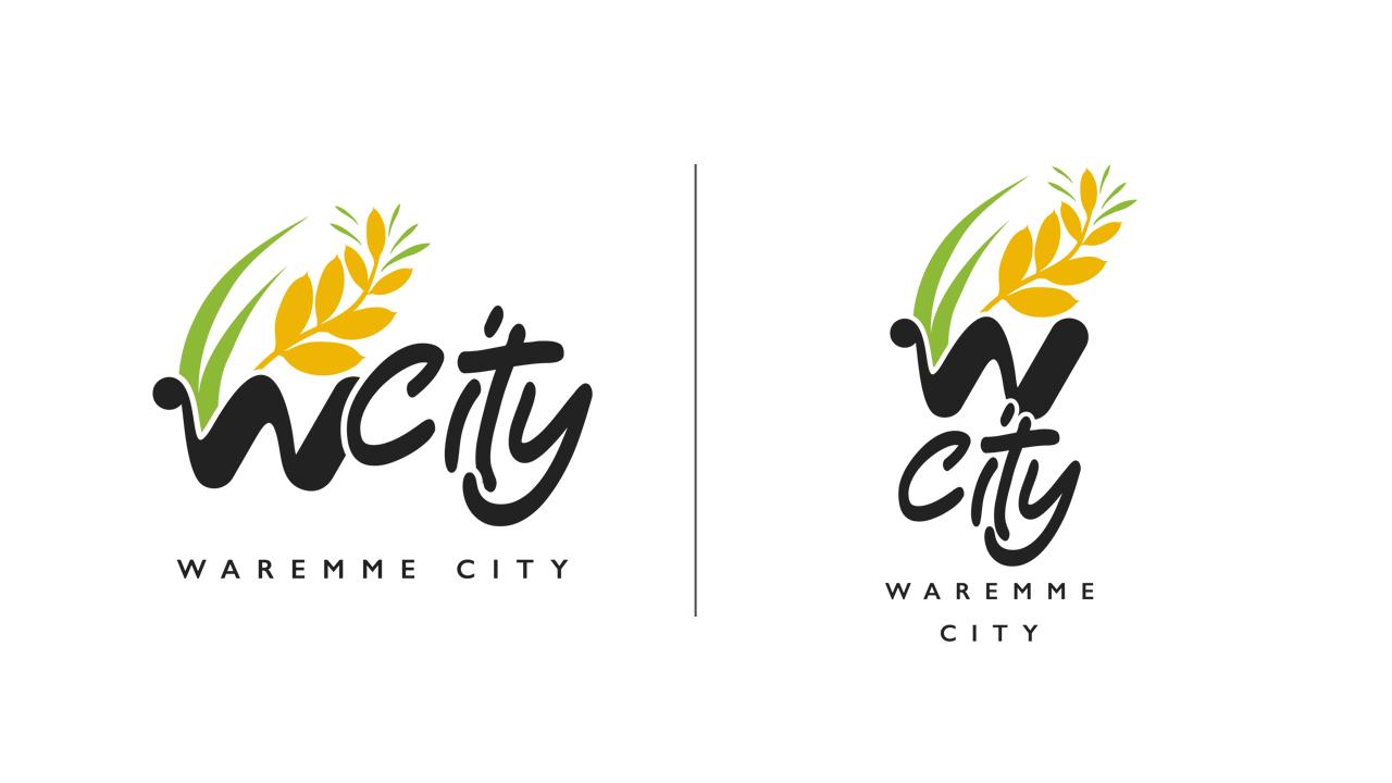 waremme city logo eligrafica